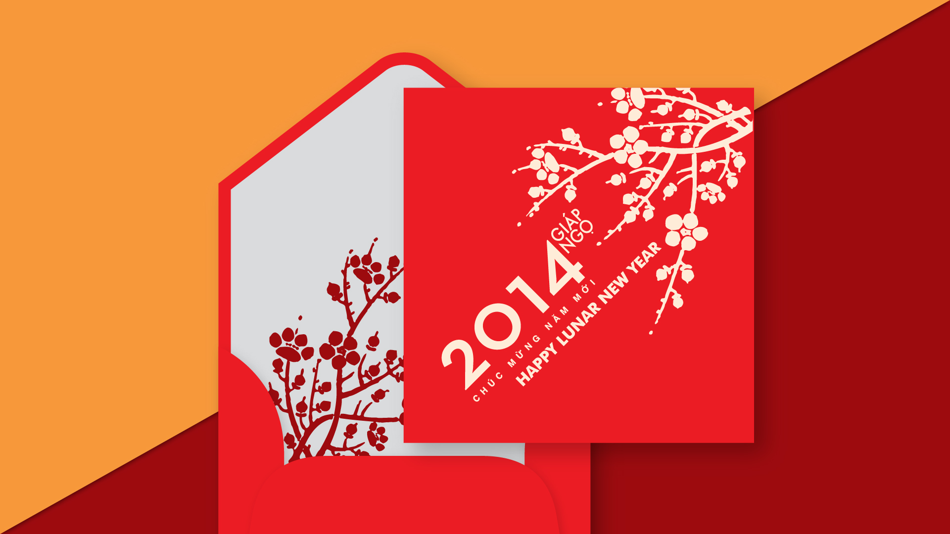Good idea Asian new year cards really. join